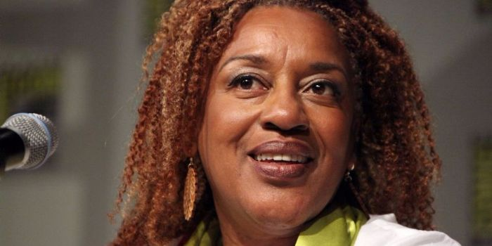 CCH Pounder yelling