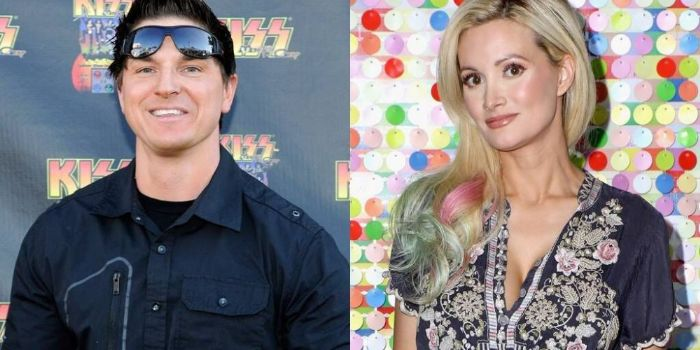 Holly Madison and Zak Bagans