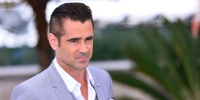 Colin farrell dating 2019
