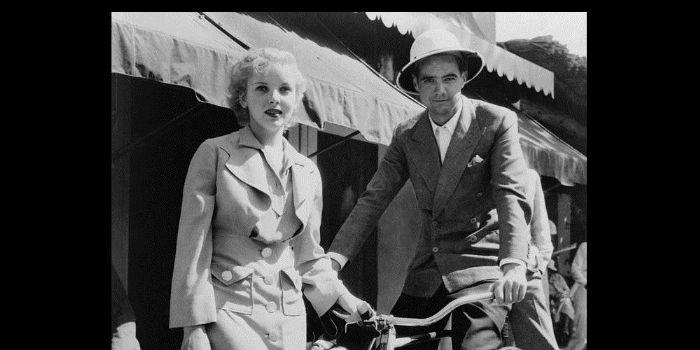 Howard Hughes and Ida Lupino - Dating, Gossip, News, Photos