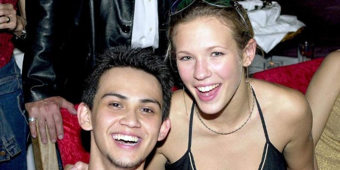 Billy Crawford and Lorie (French Singer)