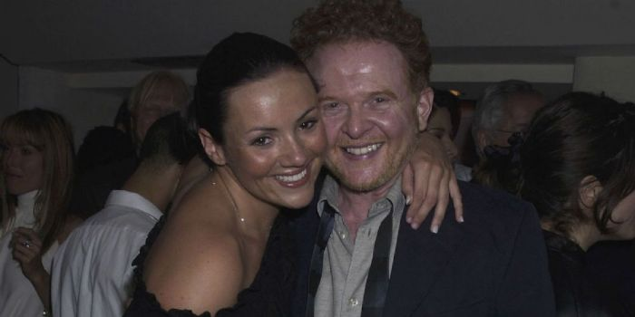 Martine McCutcheon and Mick Hucknall