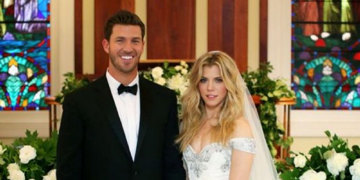 Kimberly Perry and J. P. Arencibia
