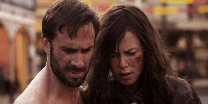 Nicole Kidman and Joseph Fiennes