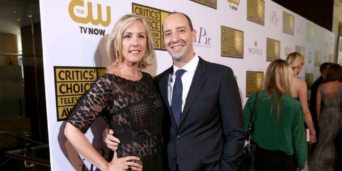 Martel Thompson and Tony Hale - Dating, Gossip, News, Photos