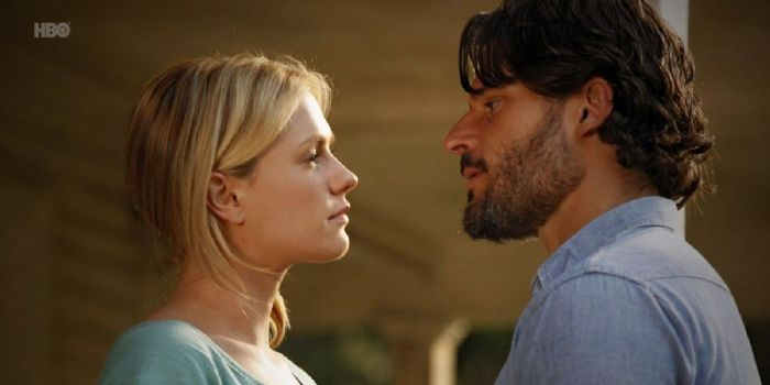 Anna Paquin and Joe Manganiello