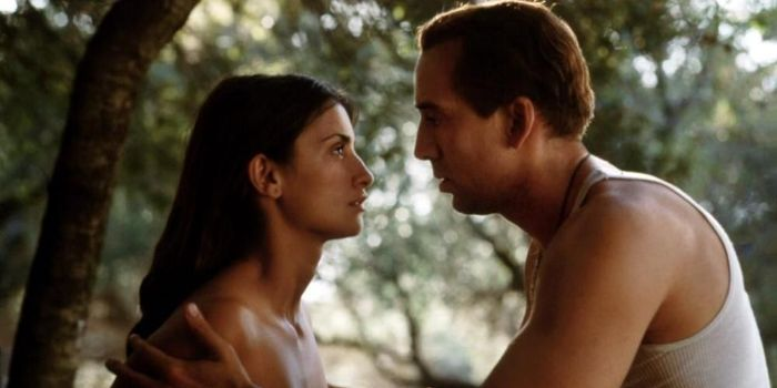 Penelope Cruz and Nicolas Cage