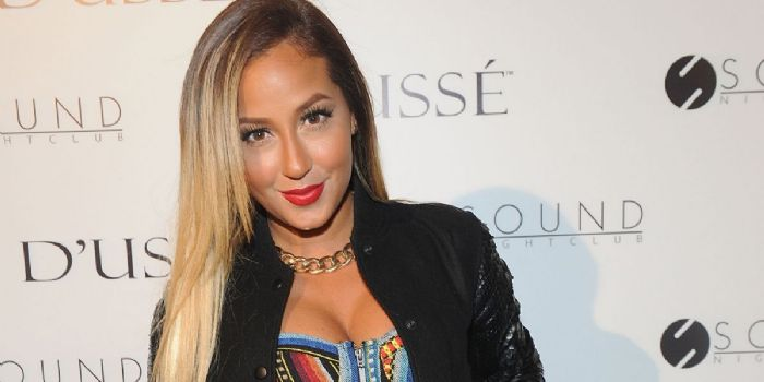 News - Adrienne Bailon Slams Fabolous Dating Rumors, Talks Long Term ...
