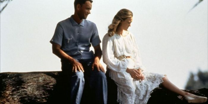 Tom Hanks and Robin Wright