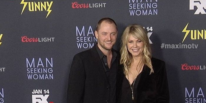 Andrea Roth and Todd Biermann