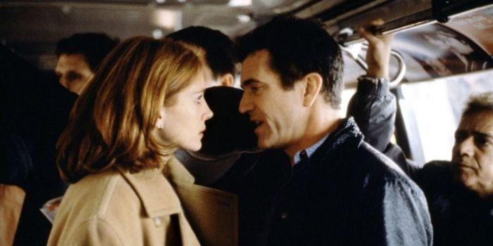 Julia Roberts and Mel Gibson
