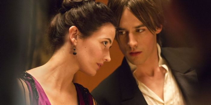 Eva Green and Reeve Carney