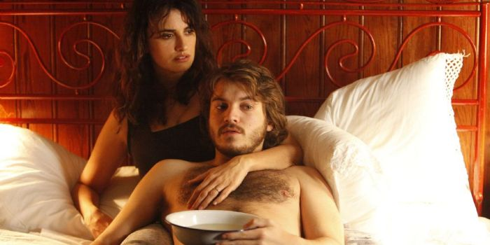 Penélope Cruz and Emile Hirsch