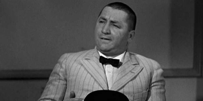 curly howard the three stooges