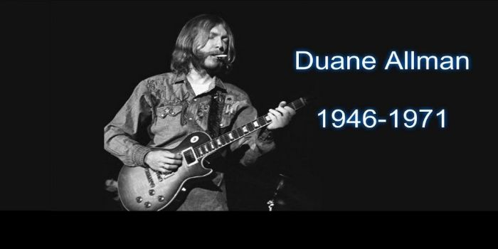 Dixie Meadows Duane Allman 61369 Datamix