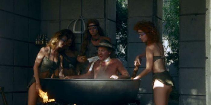 Naked samba dance images