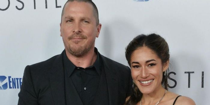Christian Bale and Q'Orianka Kilcher