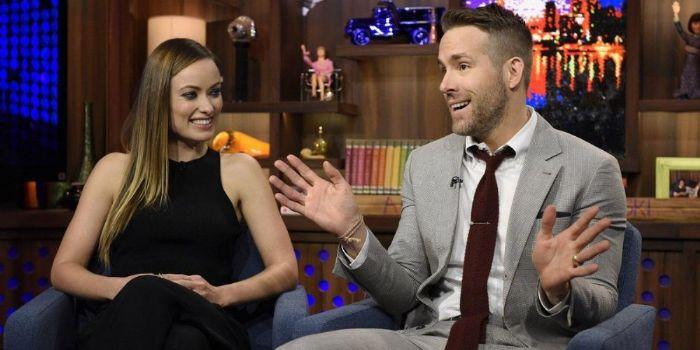 Ryan Reynolds and Olivia Wilde