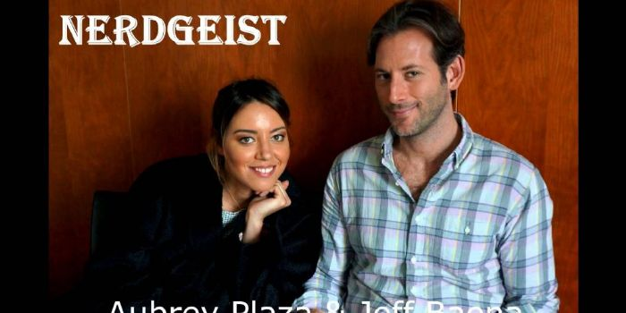Aubrey plaza dating jeff baena