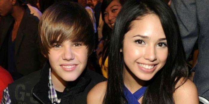 Justin Bieber and Jasmine Villegas