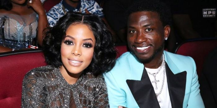 Keyshia Dior and Gucci Mane