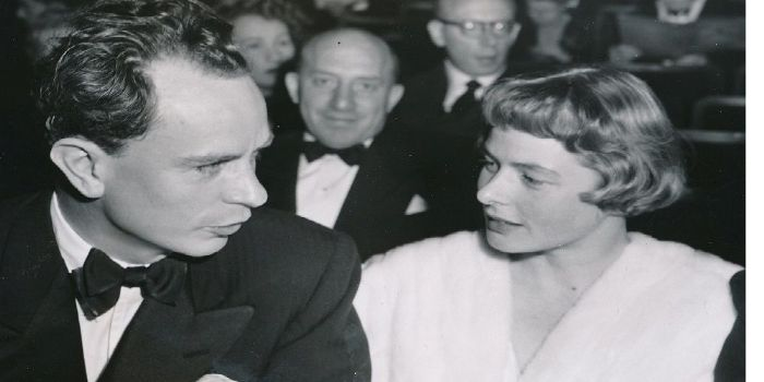 bergman divorced singles Ingrid bergman, winner of 3 oscars is dead a swedish producer from whom miss bergman was divorced in 1975 sometimes a single adjective was not enough.