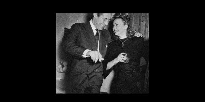 Carole Landis and Rex Harrison