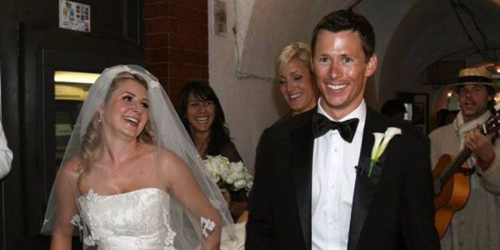 Beverley Mitchell And Michael Cameron Married