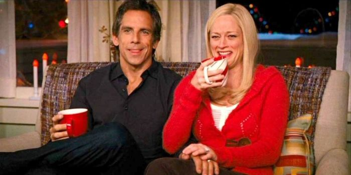 Ben Stiller and Teri Polo