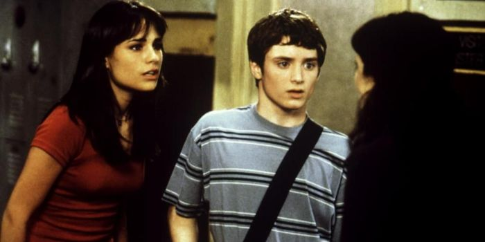 Elijah Wood and Jordana Brewster