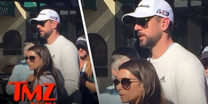 rodgers dating danica