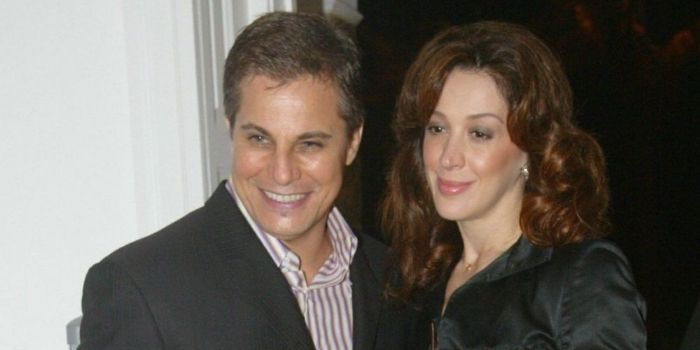 Claudia Raia and Edson Celulari