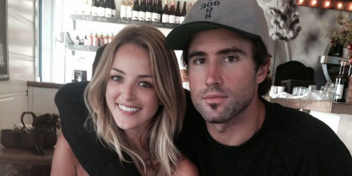 Kaitlyn Carter and Brody Jenner