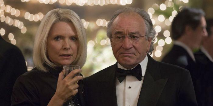 Robert De Niro and Michelle Pfeiffer