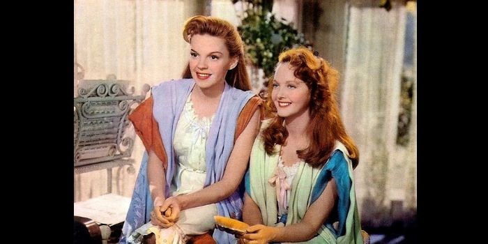 Lucille Bremer till clouds roll by