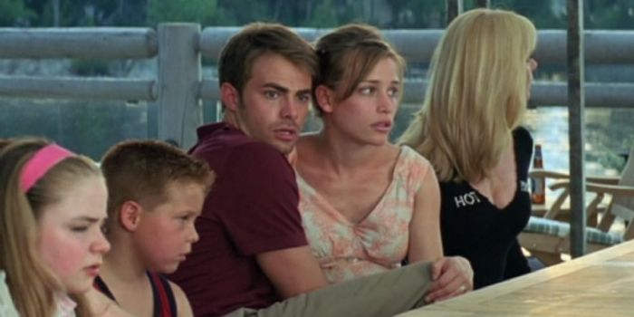 Piper Perabo and Jonathan Bennett