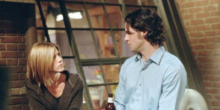 Jennifer Aniston and Eddie Cahill