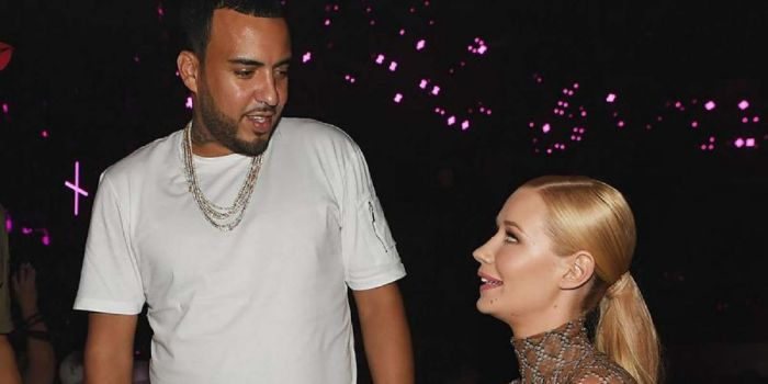 Iggy Azalea and French Montana