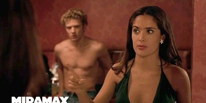 Ryan Phillippe and Salma Hayek