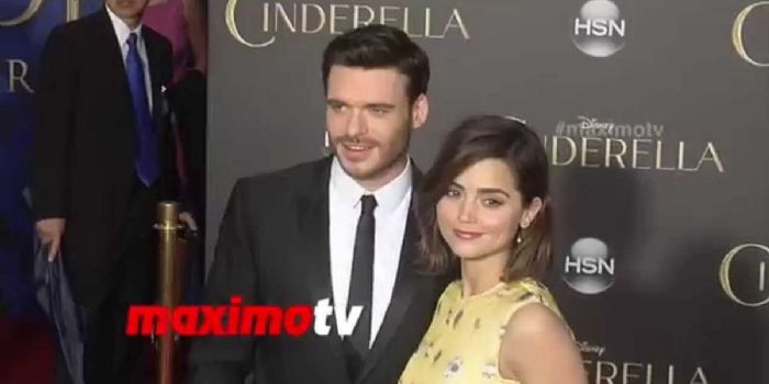 Jenna-Louise Coleman and Richard Madden