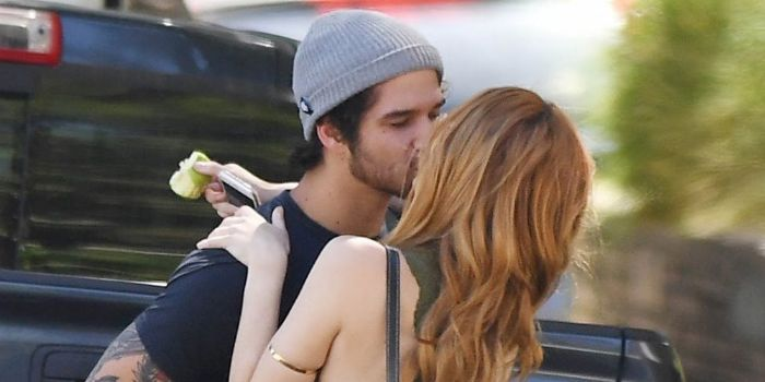 Tyler Posey and Bella Thorne