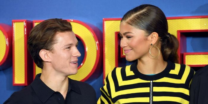 Zendaya and Tom Holland (actor)