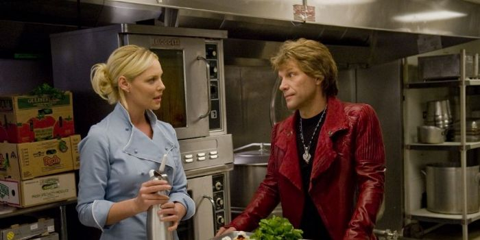 Katherine Heigl and Jon Bon Jovi