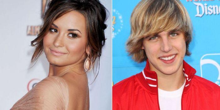 Cody Linley and Demi Lovato