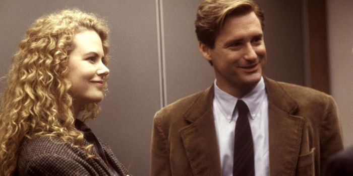 Nicole Kidman and Bill Pullman