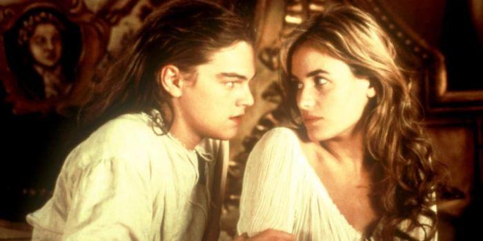 Leonardo DiCaprio and Judith Godreche
