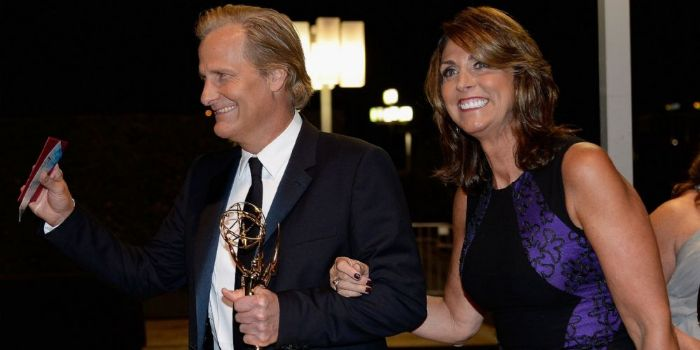 Jeff Daniels and Kathleen Treado-Daniels
