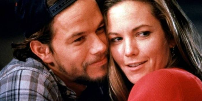Diane Lane and Mark Wahlberg