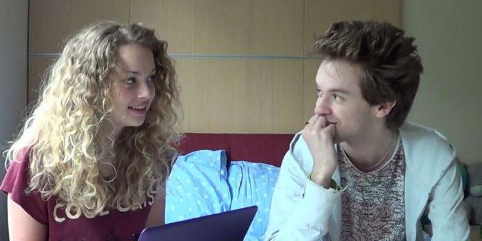 score class 8 rules for dating: alex day and carrie fletcher dating advice