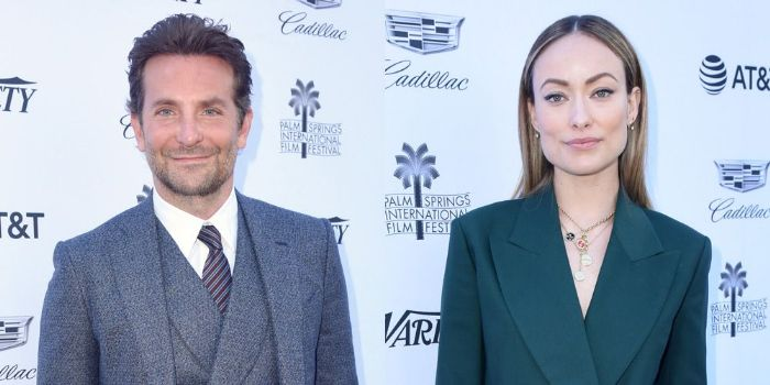 Olivia Wilde and Bradley Cooper